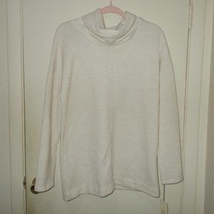 A New Day Cowl Neck Sweater Size Large
